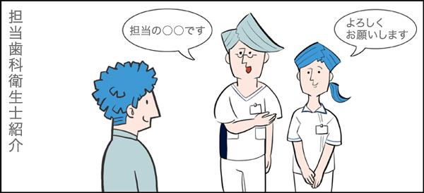 担当歯科衛生士紹介