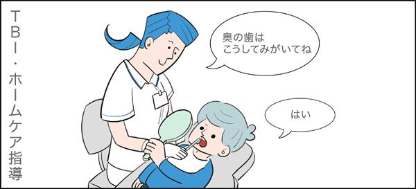メディカルトリートメントモデル(MTM)のご案内アニメ TBI・ホームケア指導